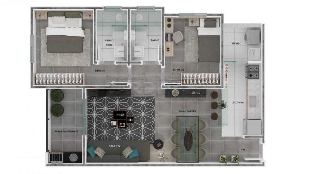 Alugar Apartamento / Padrão em São Carlos R$ 1.800,00 - Foto 58