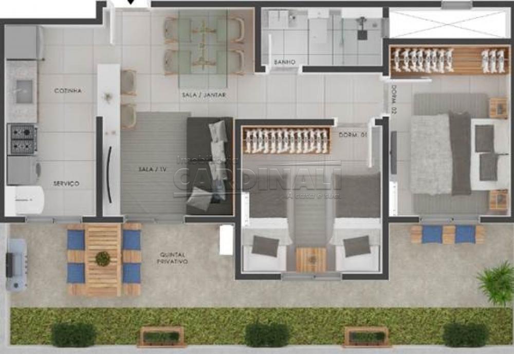 Comprar Apartamento / Padrão em Araraquara R$ 174.999,84 - Foto 5