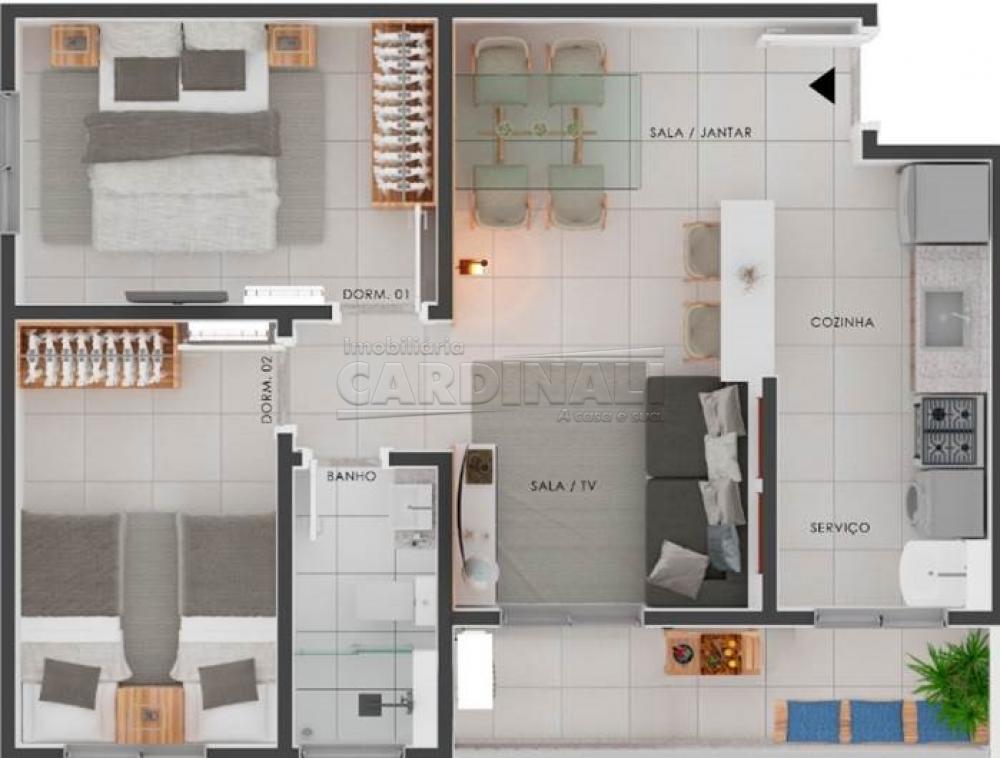 Comprar Apartamento / Padrão em Araraquara R$ 174.999,84 - Foto 6