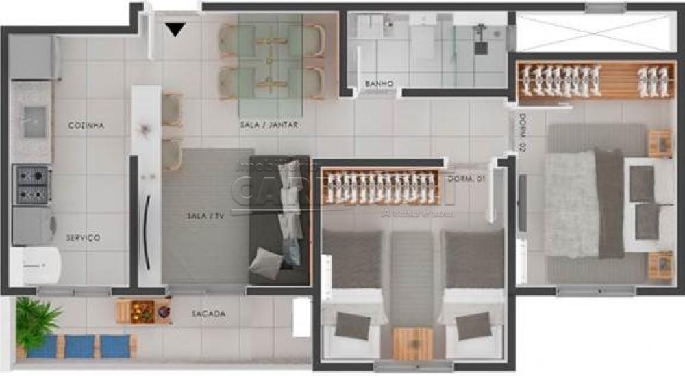 Comprar Apartamento / Padrão em Araraquara R$ 174.999,84 - Foto 7