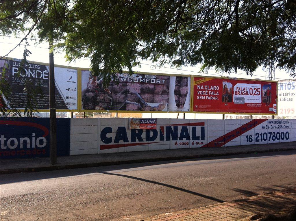 Sao Carlos Vila Prado Terreno Locacao R$ 20.000,00  Area do terreno 5500.00m2