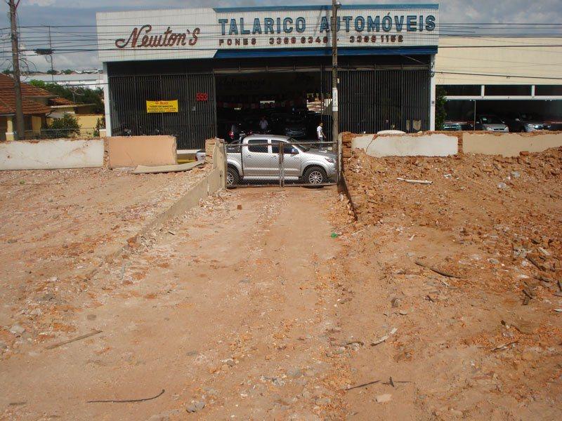 Sao Carlos Centro Terreno Locacao R$ 15.560,00  Area do terreno 2000.00m2