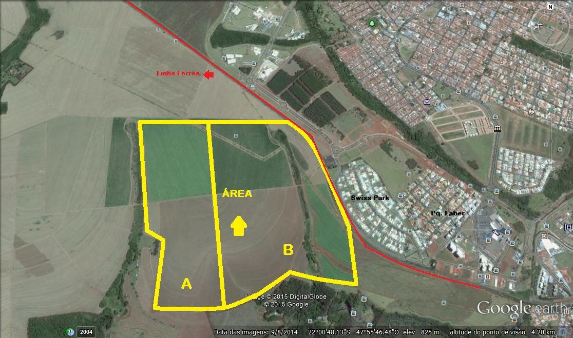 Sao Carlos Area Rural de Sao Carlos Rural Venda R$110.750.000,00