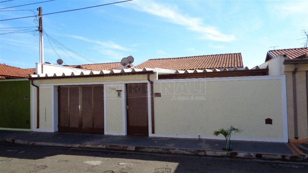 Alugar Casa / Padrão em São Carlos. apenas R$ 500.000,00