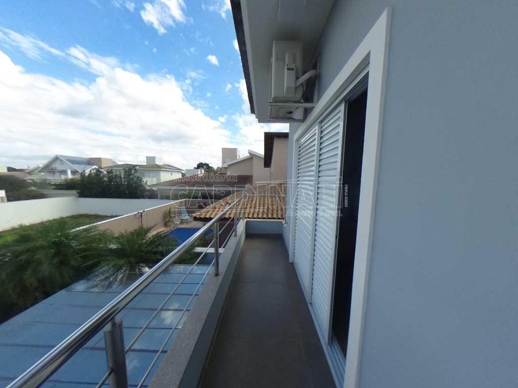 Alugar Casa / Condomínio em São Carlos R$ 5.556,00 - Foto 4
