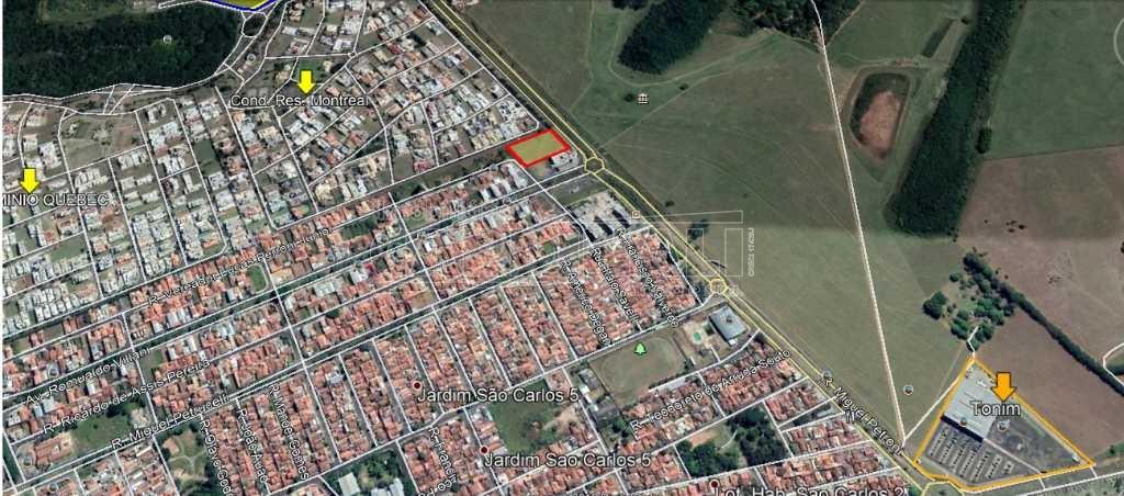 Comprar Terreno / Padrão em São Carlos R$ 6.510.000,00 - Foto 2