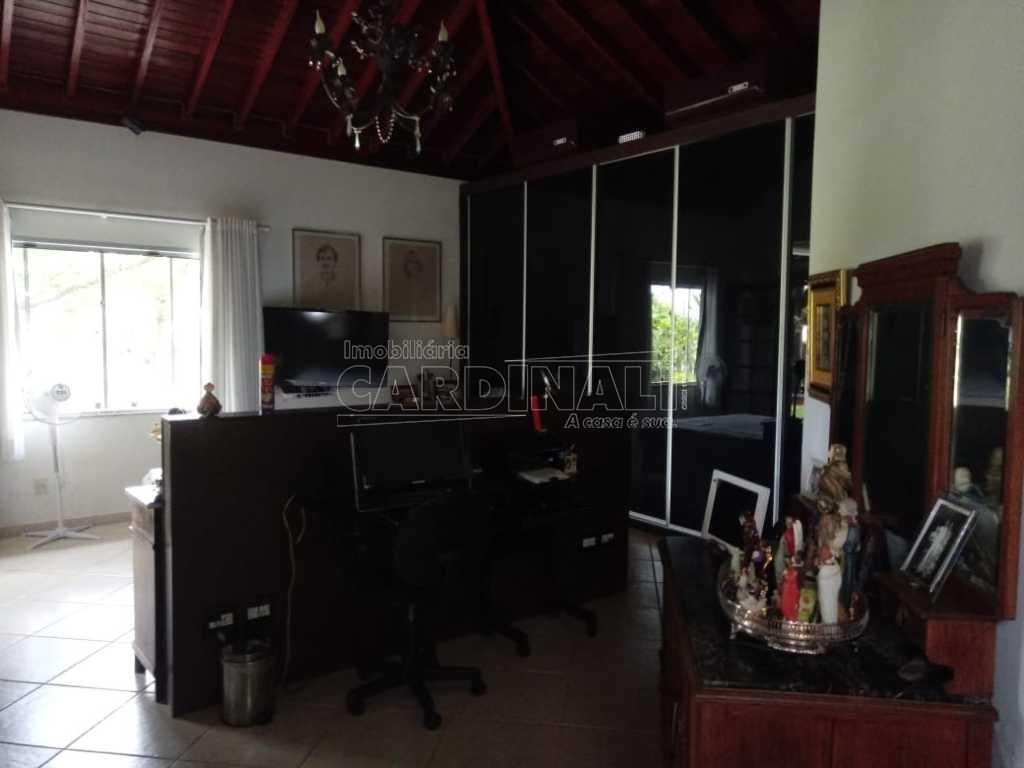 Araraquara Chacara Flora Araraquara Casa Venda R$6.500.000,00 Condominio R$4.000,00  4 Vagas