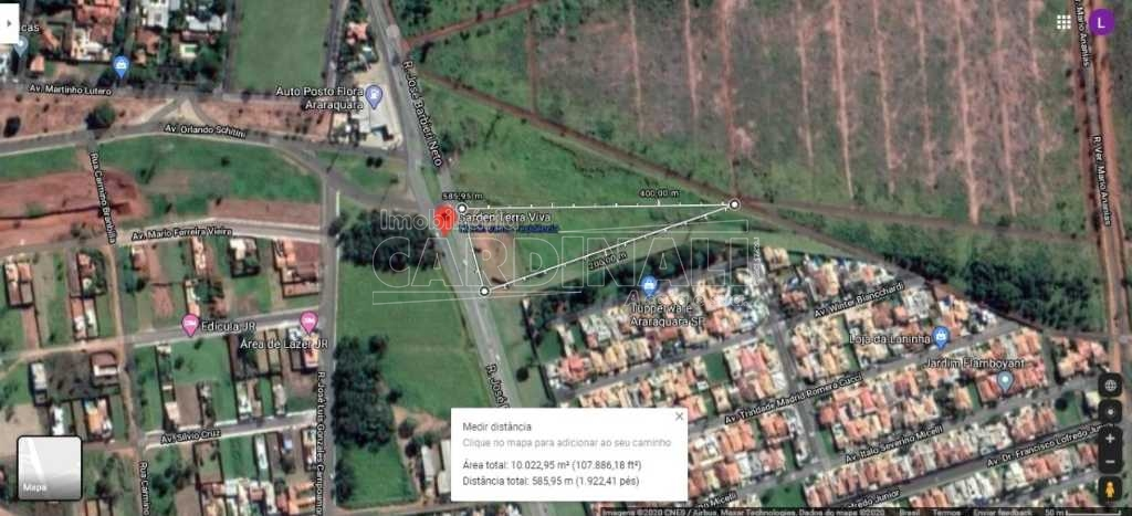 Araraquara Jardim Flamboyants Area Venda R$5.600.000,00  Area do terreno 9640.05m2