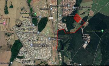 Sao Carlos Samambaia terreno Locacao R$ 16.667,00  Area do terreno 55000.00m2